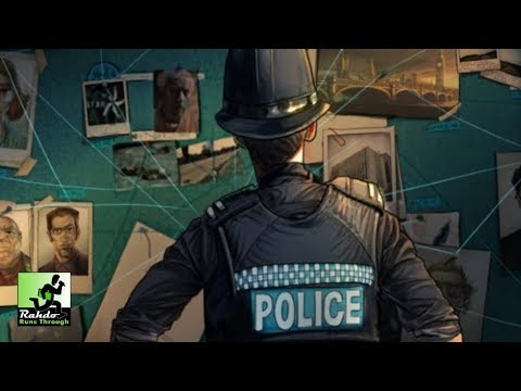 Chronicles of Crime Gameplay Runthrough