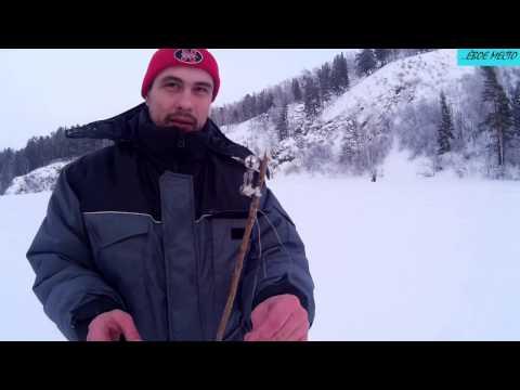 зимняя рыбалка на ельца в красноярском крае