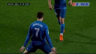 ריאל מדריד נגד  ריאל בטיס 3-5