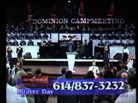 Breakthrough Friday 1994 Dominion Camp Meeting