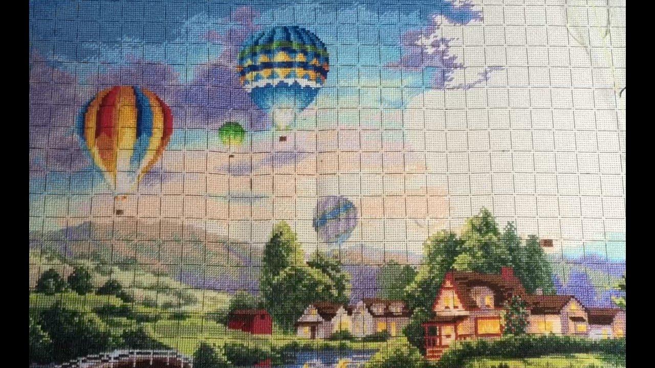 воздушные шары dimensions схема