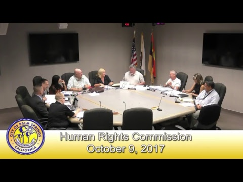 Human Rights Commission | October 9, 2017