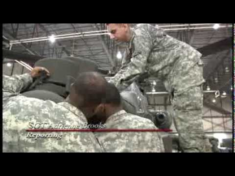 North Carolina National Guard Soldiers Resume Training