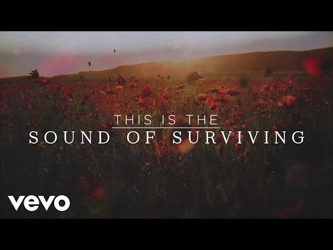 Nichole Nordeman - Sound Of Surviving (Lyric Video)
