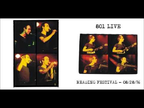 Phil Manzanera Brian Eno 801 Reading Festival 1976 Bill MacCormick Lloyd Watson Simon Phillips