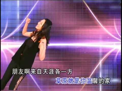 Timi Zhuo 卓依婷- 草原迎賓曲Cao Yuan Ying Bing Qu