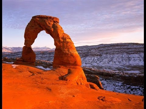 "How Arches Formed? ""Geology of Arches"""