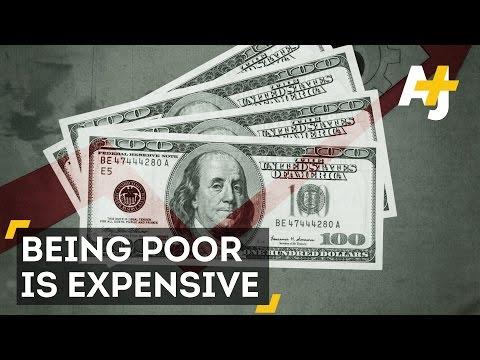 Почему бедным быть дорого? | Rusbase