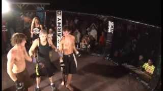 Adam Ballard Vs. Christopher Nix 3 Featherweight Belt Fight