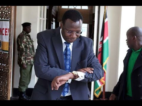 Judge Smokin Wanjala misses delivery of Supreme Court's full judgment