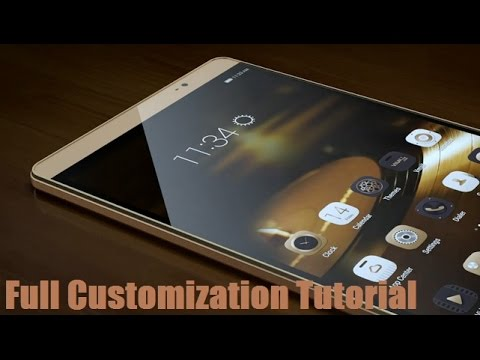 Best Android Launcher 2016 :  ZenUI Launcher Customization Tutorial