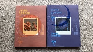 ♡Unboxing Jeong Sewoon 정세운 4th Mini Album DAY (Day In & Day Out Ver.)♡