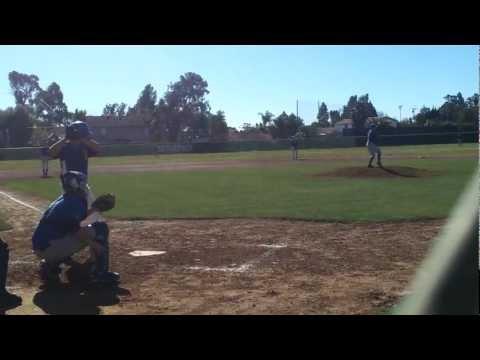Jonathan Gordon, Agoura High School, Left Handed Pitcher