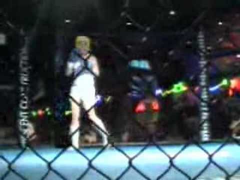 Miss Vicious Kick Boxing