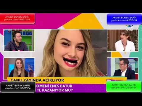 ENES BATUR STAR TV CANLI YAYININDA FULL VERSIYON