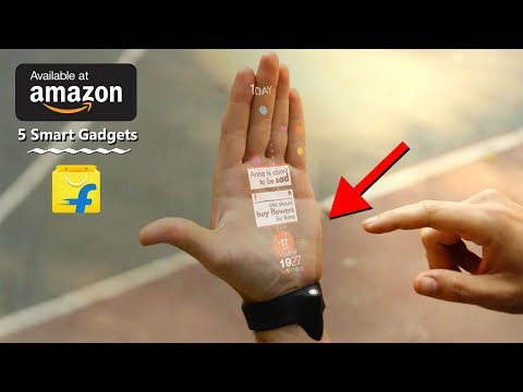 5 Cool Gadgets You Can Buy Online on Amazon 👽 Futuristic Hi-Tech Gadgets ⚽ Cool Sports Gadgets