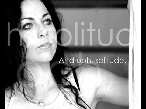 Evanescence - Solitude / The End (HQ, extended, with lyrics)