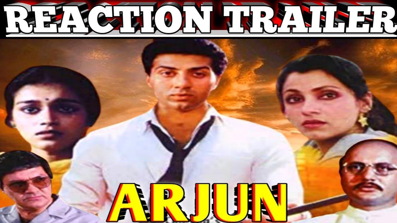 Download Arjun 1985 Trailer/Reaction|Full Action Movie|Sunny Deol/Dimple Kapadiya