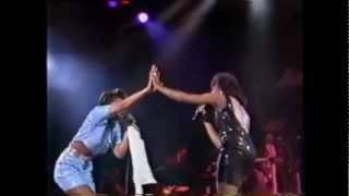 Natalie Cole LIVE - Pink Cadillac (1988)