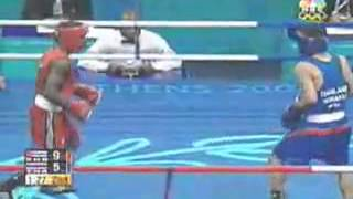 2004 Olympic Final Guillermo Rigondeaux vs.Petchkoom