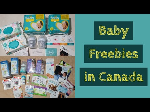 Baby Freebies In Canada : Free Baby Stuff 2020