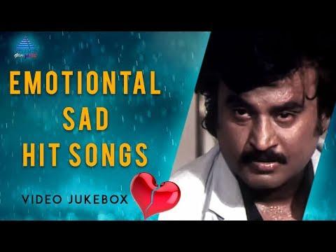 Love Sad Songs | Video Jukebox | Emotional Sad Hit Songs | SPB | KJ Yesudas | Ilayaraja