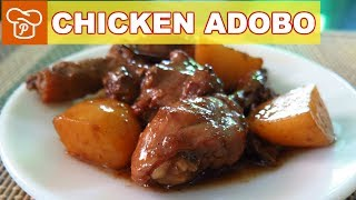 How to Cook Chicken Adobo | Pinoy Easy Recipes