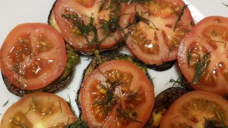 Баклажаны маринованные с чесноком рецепт подходит и для кабачков вкуснатищя