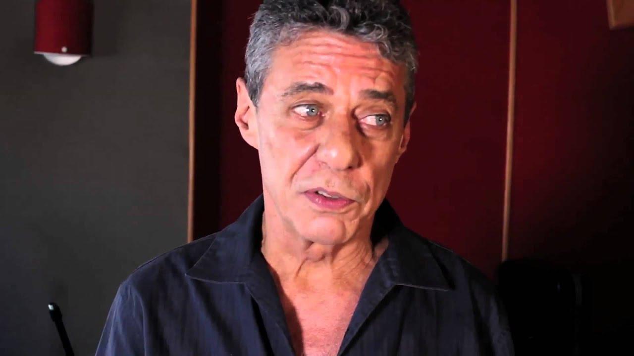 Chico Buarque e Gilberto Gil