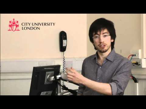 hcid2011 - Future Interfaces: Meirion Williams (HCID, City University London)