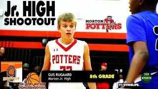 [ 309 Sports ] Morton Jr. High (8th Grade)