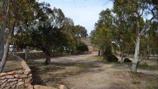 Camping El Cantal (Mojacar) Almeria. Parcelas y servicios.