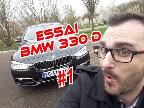 essai serie 3 bmw 330d 258ch luxury xdrive 1 2 youtube. Black Bedroom Furniture Sets. Home Design Ideas