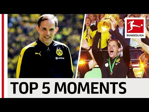 Thomas Tuchel - Top 5 Moments