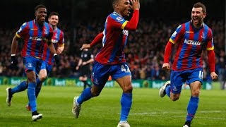 Video Gol Pertandingan Manchester City vs Crystal Palace