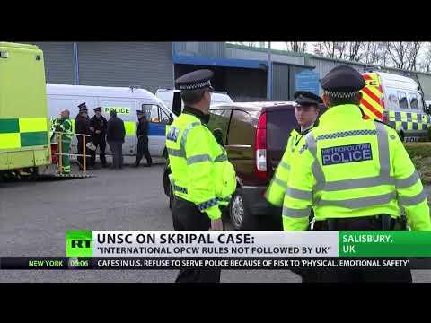 "Rasmussen: ""UK's got a complete disregard for intl rule of law in Skripal case"""