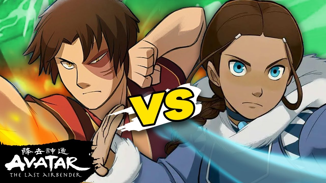 Download The Complete Timeline of Zuko and Katara's Fights! 🔥🌊 | Avatar