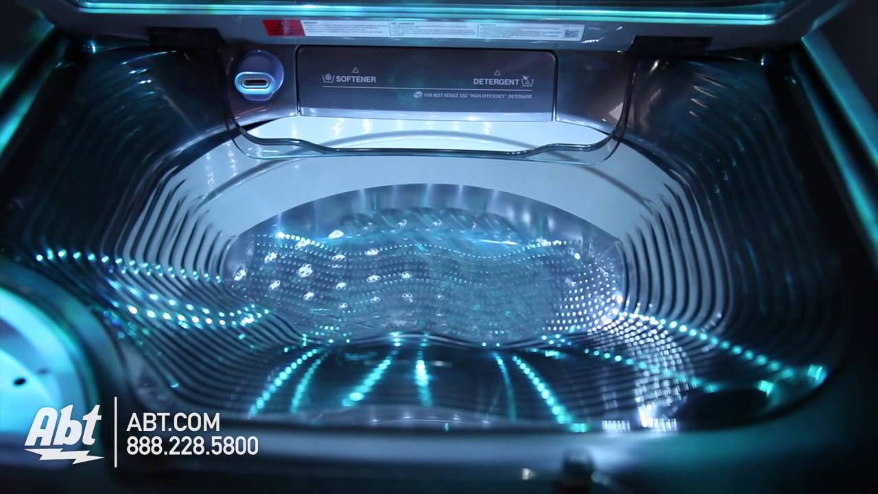 Samsung activewash top load he washer ces 2015 youtube Best washer 2015