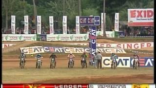 Cavalry supercross 2012 -  Super Motard upto 450cc (2T & 4T)