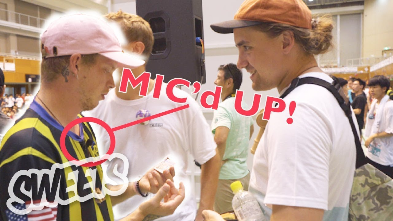Micd Up Kendama World Cup 2018 Youtube