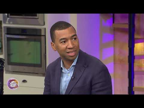 Sister Circle | The First Black Mayor-Elect Of Montgomery, Alabama Steven Reed | TVONE