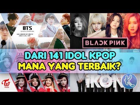Idol Dari Para Idol! Ketika Idol Kpop Memilih Yang Terbaik Di Antara Mereka