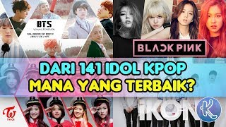 Baixar Idol Dari Para Idol! Ketika Idol Kpop Memilih yang Terbaik di Antara Mereka