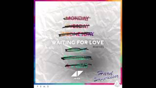 Avicii - Waiting For Love (Headhunterz & Carnage Remix) (Hard Suppressor's Hardstyle Edit)