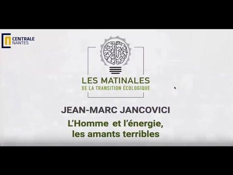 Jancovici - École Centrale de Nantes - 11/02/2020