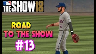 STAGIONE LUNGA - MLB THE SHOW 18 GAMEPLAY ITA - Road to the Show Ep.13
