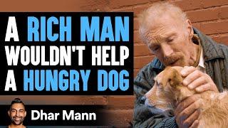 A Rich Man Wouldn't Help A Hungry Dog   Dhar Mann