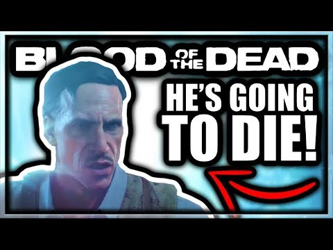 RICHTOFEN'S GOING To DЇE! Blood of the Dead Intro Storyline Explained (Black Ops 4 Zombies Cutscene)