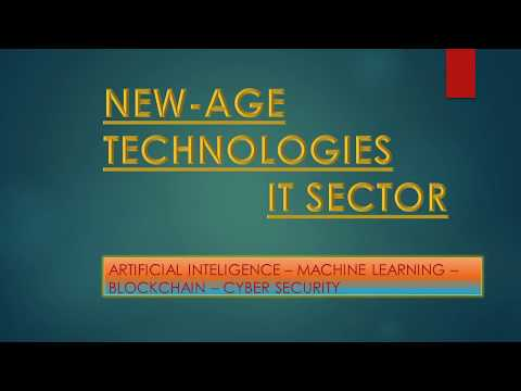 NEW AGE IT TECHNOLOGIES