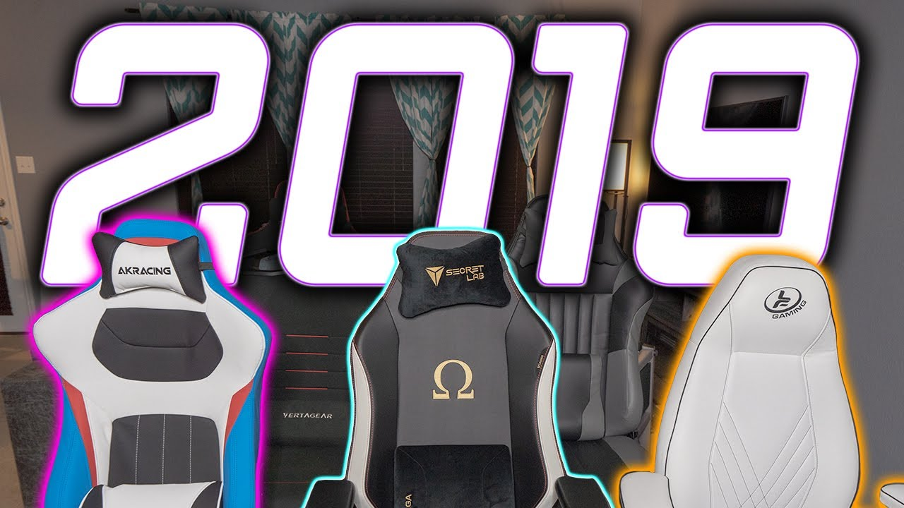 Buy the Best Gaming Chair! | Gaming Chair Roundup 2019